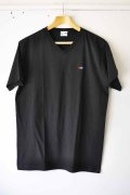 EAZE/V-Neck/4.5oz/CapsuleEMB/Black